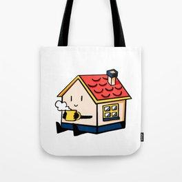 Home Body: Mugsy Tote Bag