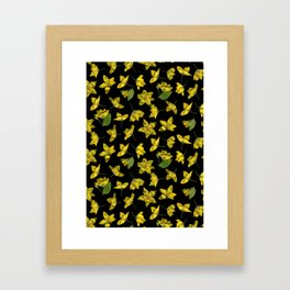 Yellow Loosestrife Framed Art Print