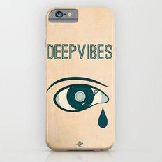 Deep Vibes Slim Case iPhone 6s