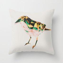 Bird #06 Throw Pillow