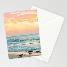 Honolulu Sunrise Stationery Cards