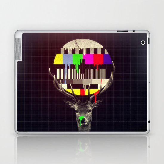 No signal Laptop & iPad Skin