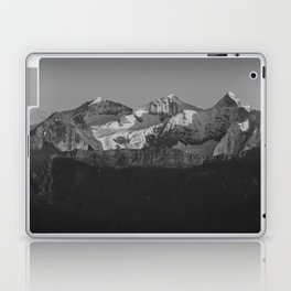 snowy mountains Laptop & iPad Skin