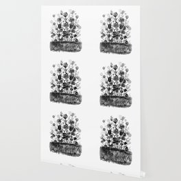 Floral Charm No.1M by Kathy Morton Stanion Wallpaper