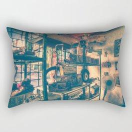 The Toy Store Rectangular Pillow