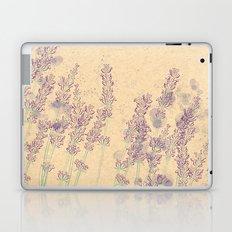 Lavender Fields Laptop & iPad Skin