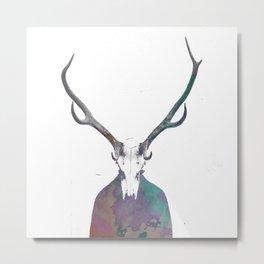 Skulls of future past Metal Print