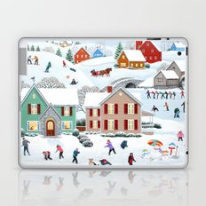 Once Upon a Winter Laptop & iPad Skin