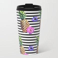 Pretty as Pineapple Travel Mug