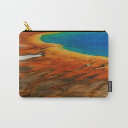 Grand Prismatic Lake Carry-All Pouch