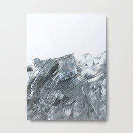 Smudge this Metal Print