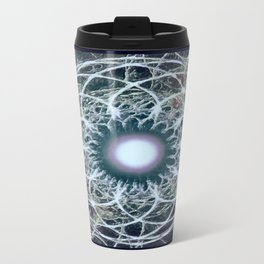 The Stillness at the Centre of the Maelstrom - The Dark Side Travel Mug