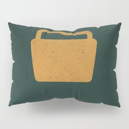 Lab No. 4 - Memories Stay, People Don't Corporate Start-Up Quotes Poster Pillow Sham
