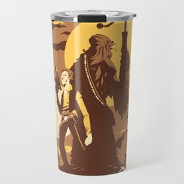The Scoundrel & The Wookie Travel Mug
