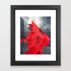 This Time 02. Framed Art Print