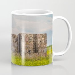 Stone Foundation, North Dakota 3 Coffee Mug
