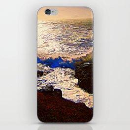 Midnight Light iPhone Skin