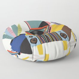 Chill out Saturday Floor Pillow