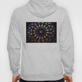 Church stained glass windows colors Hoody