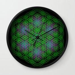 Trippin Circles Wall Clock