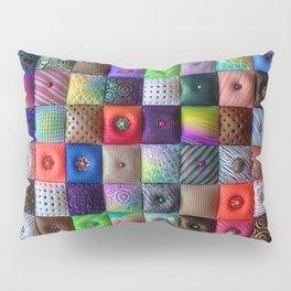 Patchwork of Joy Pillow Sham