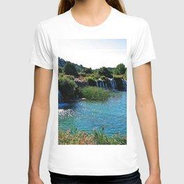 Lagoons de Ruidera T-shirt