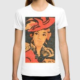 Idiot, Old Soviet Film Poster T-shirt
