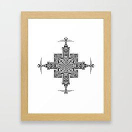 Expanse Framed Art Print