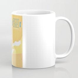 The GREAT LAKES of NORTH AMERICA Coffee Mug