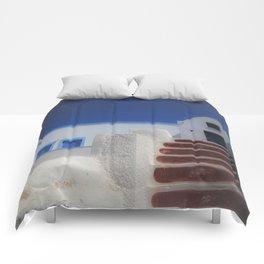 Santorini, Greece 7 Comforters