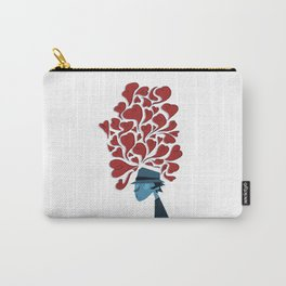 LoveLoveLove Carry-All Pouch