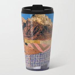 Landscape Collage 3 Metal Travel Mug