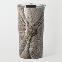 Sand dollar Travel Mug