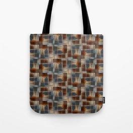 Mosaic Tiled Tote Bag