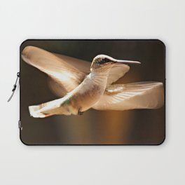 The Delight Of Hummingbird Wings Laptop Sleeve