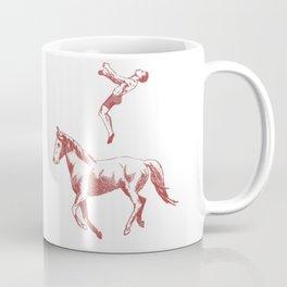 The Jumping Man Coffee Mug