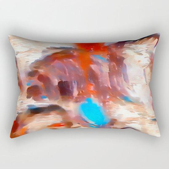 Still Summer Rectangular Pillow