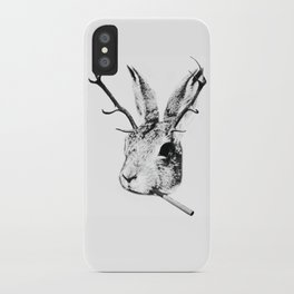 Sargeant Slaughtered iPhone Case