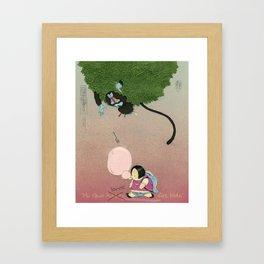 Mu Guai Likes Fat Children Framed Art Print