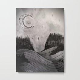 Far away dreams Metal Print