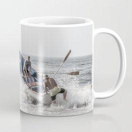 Get a leg up Coffee Mug