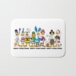 Happy Everything! Bath Mat
