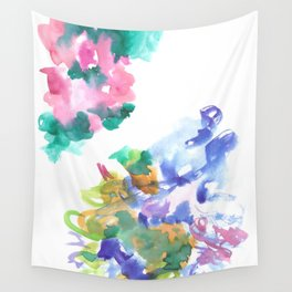 180802 Beautiful Rejection  4| Colorful Abstract Wall Tapestry