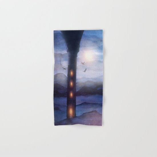 Sunset I C. VI Hand & Bath Towel
