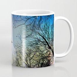 Wisdom Of The Night - Colorful Coffee Mug
