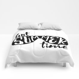 Hot Summer Time Comforters