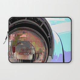 Headlight Nostalgia Laptop Sleeve