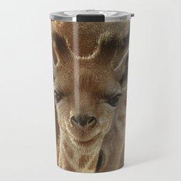 Giraffe Baby - New Born Travel Mug
