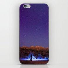 Exploring the night iPhone & iPod Skin