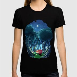 Lonely fox T-shirt